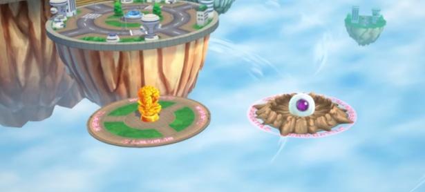 Encuentran islas secretas en el lobby de <em>Dragon Ball FighterZ</em>