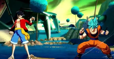 Luffy destruye a todos los Gokus en su camino en este mod de <em>Dragon Ball FighterZ</em>