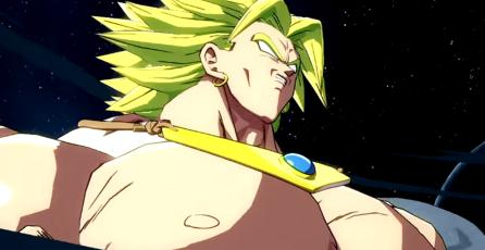 Así peleará Broly en <em>Dragon Ball FighterZ</em>