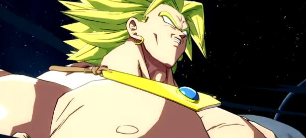 Así peleará Broly en <em>Dragon Ball FighterZ</em>