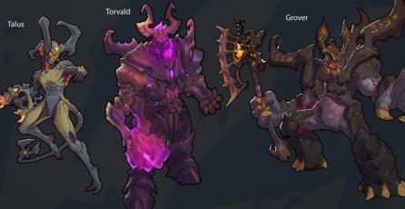 Anuncian importantes cambios a los skins de <em>Paladins</em>
