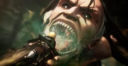 Así luce la cinemática de apertura de <em>Attack on Titan 2</em>