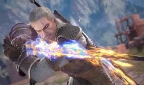 Geralt de The Witcher se une al elenco del juego