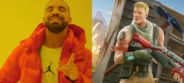 <em>Fortnite</em>: Ninja y músico Drake rompen récords de Twitch con más de 600 mil espectadores