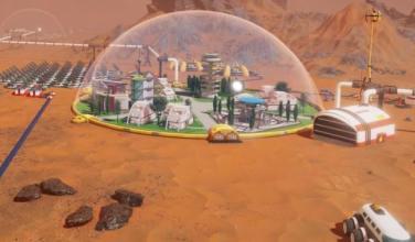 Surviving Mars: el juego que te invita a construir una colonia en marte