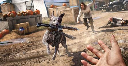Mira la intensidad de <em>Far Cry 5</em> en su trailer live action