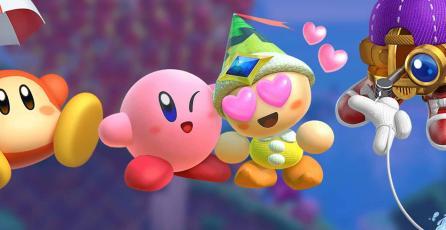 Toda esta diversión te espera en <em>Kirby: Star Allies</em>