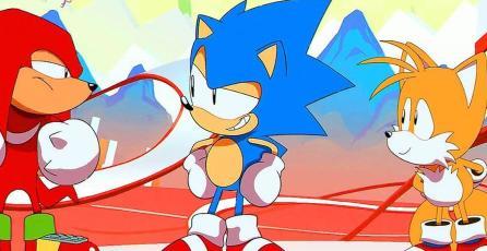 Habrá nueva serie animada de <em>Sonic</em>