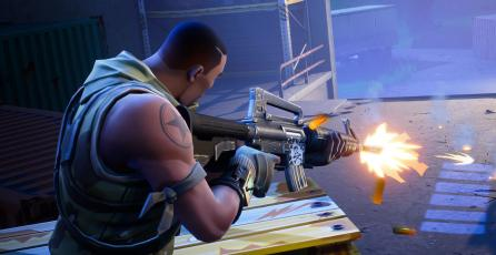 <em>Fortnite: Battle Royale</em> debutó con éxito en iOS