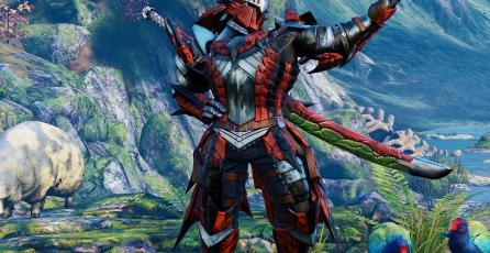 Ya inició el crossover entre <em>Street Fighter V: AE</em> y <em>Monster Hunter World</em>