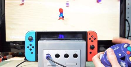Transforman GameCube en un dock funcional para Switch