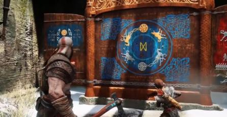 Dale un vistazo a nuevo gameplay sin editar de <em>God of War</em>