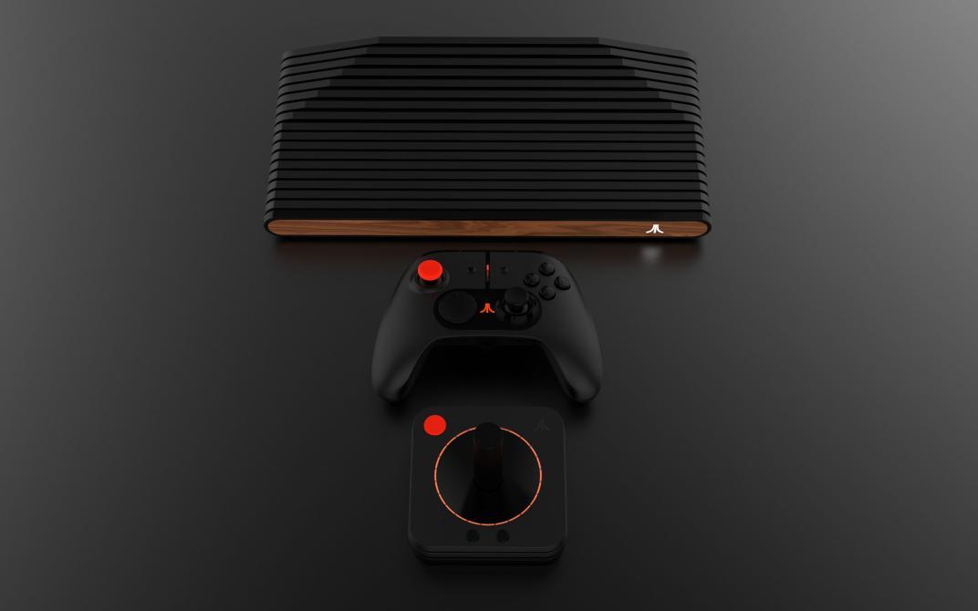 La consola Ataribox recibe un nombre oficial