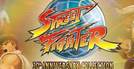 Confirman fecha para <em>Street Fighter 30th Anniversary Collection</em>