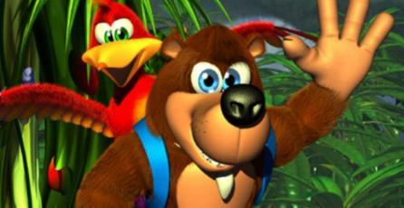 Jefe de Xbox aún quiere ver a Banjo y Kazooie en <em>Super Smash Bros.</em>