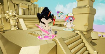<em>Headsnatchers</em> es el nuevo colorido juego chileno para PC y PS4