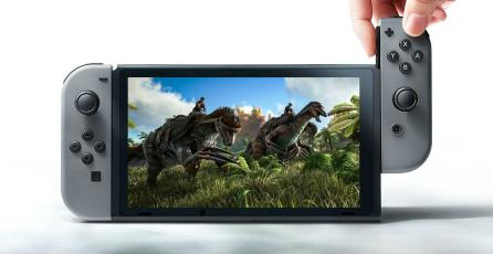 Así luce <em>ARK: Survival Evolved</em> confirmado para Nintendo Switch