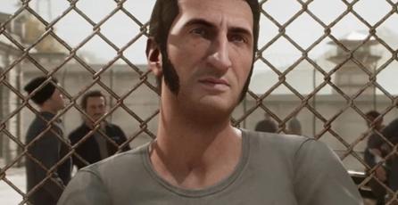 Escapa de prisión en el avance de lanzamiento de <em>A Way Out</em>