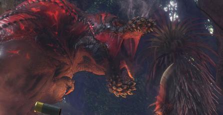 Ya puedes enfrentar a Deviljho en <em>Monster Hunter World</em>