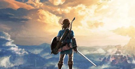 <em>Zelda: Breath of the Wild</em> ganó el premio a Juego del Año en GDC Awards 2018