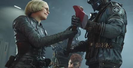 <em>Wolfenstein II: The New Colossus</em> para Switch será jugable en PAX East 2018