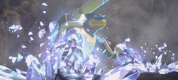 El poderoso Blastoise ya está disponible en <em>Pokkén Tournament DX</em>