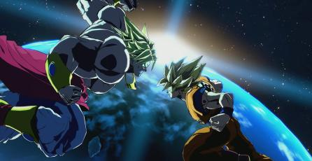 Así pelearán Broly y Bardock en <em>Dragon Ball FighterZ</em>