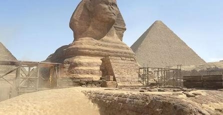 El segundo DLC para <em>Call of Duty: WWII</em> tendrá un mapa de Egipto