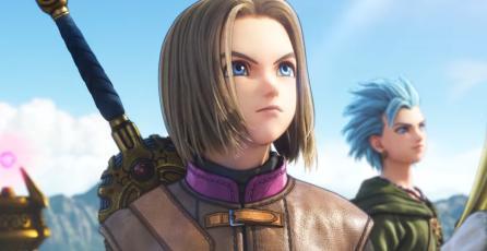 <em>Dragon Quest XI</em> llegará a Occidente a finales de 2018 en PS4 y PC