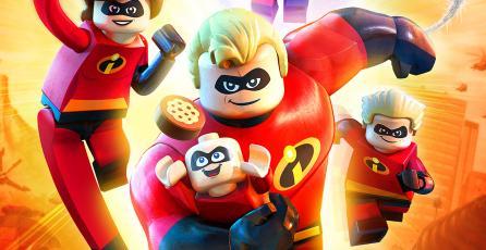 <em>LEGO The Incredibles</em> será lanzado en consolas y PC en junio