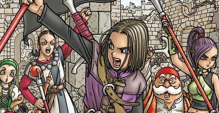 <em>Dragon Quest XI</em> para Nintendo 3DS no llegará a Occidente