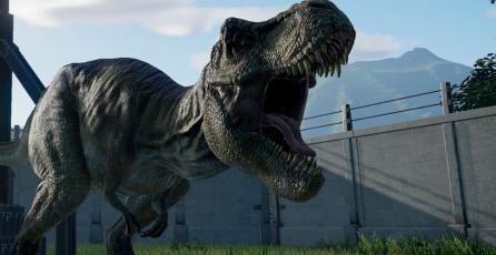 Confirman fecha de lanzamiento de <em>Jurassic World Evolution</em>