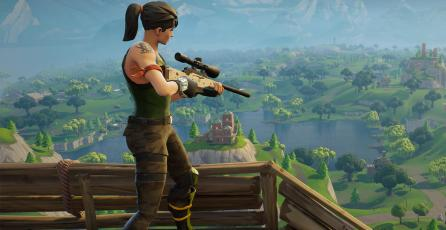 Update para <em>Fortnite</em> añade un arma y un modo de juego