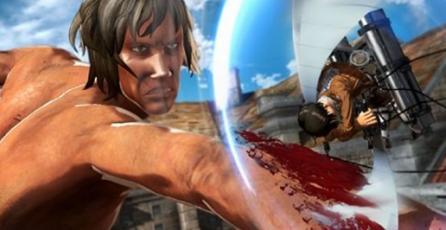 Ya está disponible el nuevo modo multiplayer para <em>Attack on Titan 2</em>