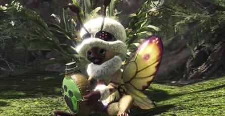 Esto te espera en el festival de primavera de <em>Monster Hunter World</em>