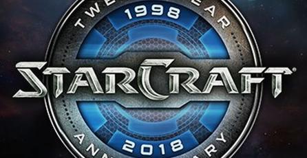 ¡<em>StarCraft</em> cumple 20 años!