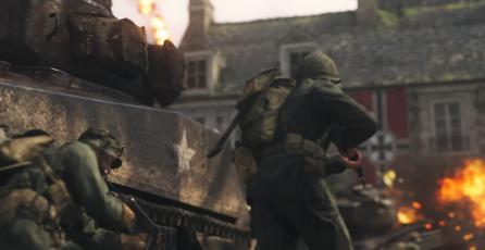 <em>Call of Duty: WWII</em> lideró el mercado digital de consolas en febrero