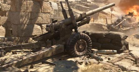 Capturas muestran el segundo DLC para <em>Call of Duty: WWII</em>
