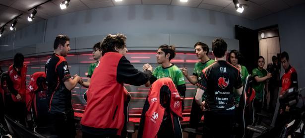 Rebirth Esports asciende por primera vez a la gran final regional en contra de KLG en CLS
