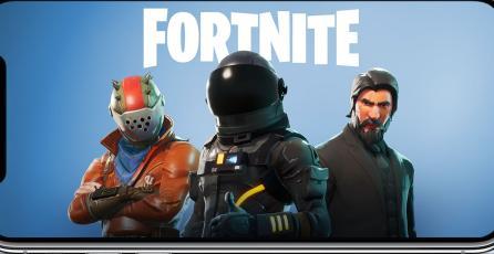 <em>Fortnite: Battle Royale</em> ya está disponible para todos en iOS
