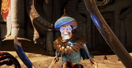 <em>City of Brass</em> ya tiene fecha de lanzamiento para PS4, Xbox One y PC
