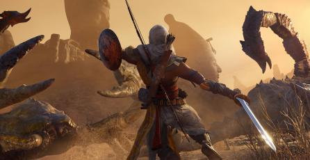 Podrás personalizar partidas de <em>Assassin's Creed: Origins</em> en PC