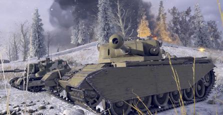 Ya está disponible la nueva expansión para <em>World of Tanks: War Stories</em>