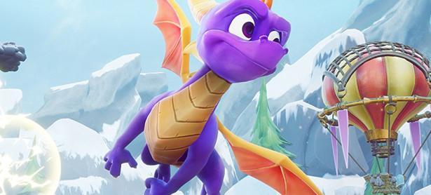 Filtran las primeras imágenes de <em>Spyro Reignited Trilogy</em>