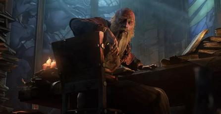 Deckard Cain de <em>Diablo</em> estará en <em>Heroes of the Storm</em>