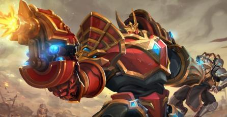 Khan es el nuevo personaje que llegará a <em>Paladins</em>