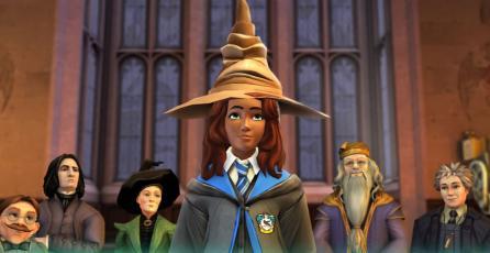 <em>Harry Potter: Hogwarts Mystery</em> llega a móviles el 25 de abril