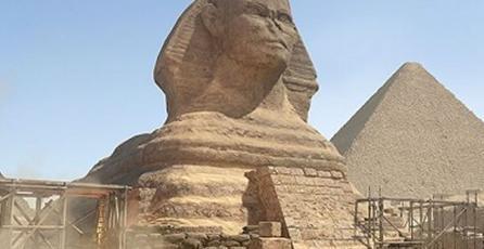 Sledgehammer detalla el mapa de Egipto para <em>Call of Duty: WWII</em>