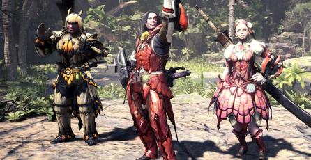 Hoy inicia el festival de primavera de <em>Monster Hunter World</em>