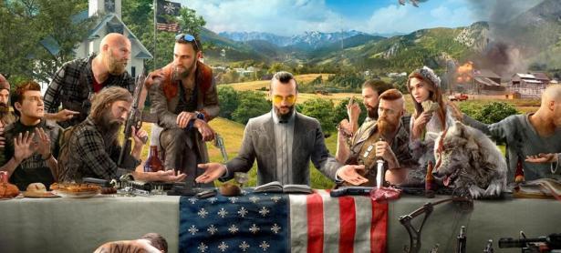 <em>Far Cry 5</em> se mantiene como lo más exitoso en Reino Unido